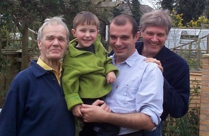 Four generations of Raitt