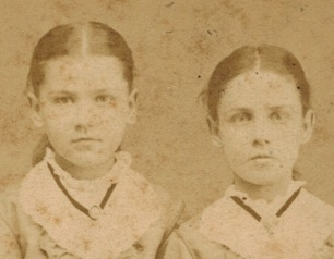 Harriet and Ida Hosford