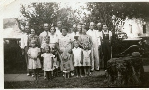 James Dorward Raitt, Eilene and family