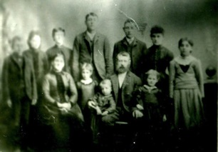 James D. and Elizabeth Raitt family