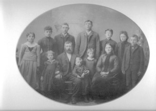 John Dorward Raitt family